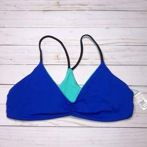 NWOT L*space bathing suit top reversible.